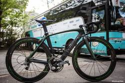 Cav's custom Specialized McLaren Venge