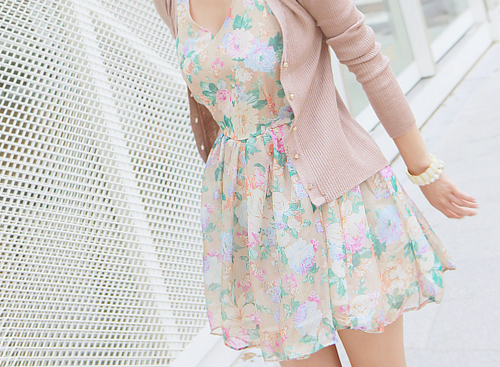 Every Little Lady Loves Pretty Floral Dress
