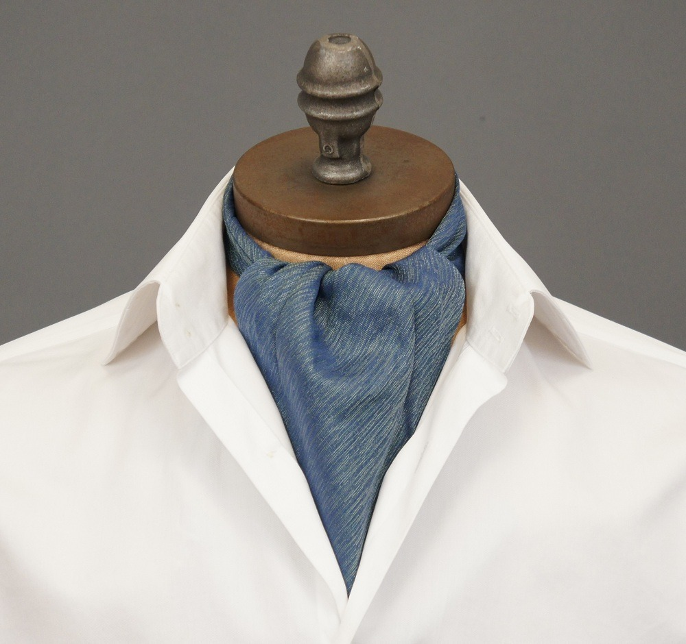 "ascottie:  New Ascot Arrival! Introducing the Kokkari Ascot Tie by Ceravelo. *Note: This ascot is ONE OF A KIND. If you click the link and it displays as ""Temporarily Unavailable,"" it has been sold. However you can request to be notified if/when we create more of this design."