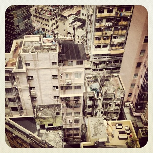 Density. (at Hong Kong)