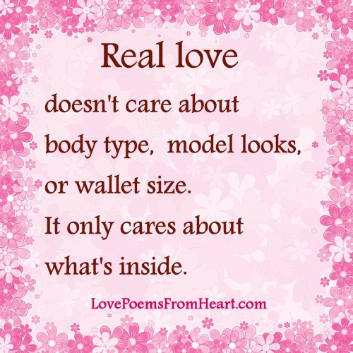 7 Realistic Love Quotes
