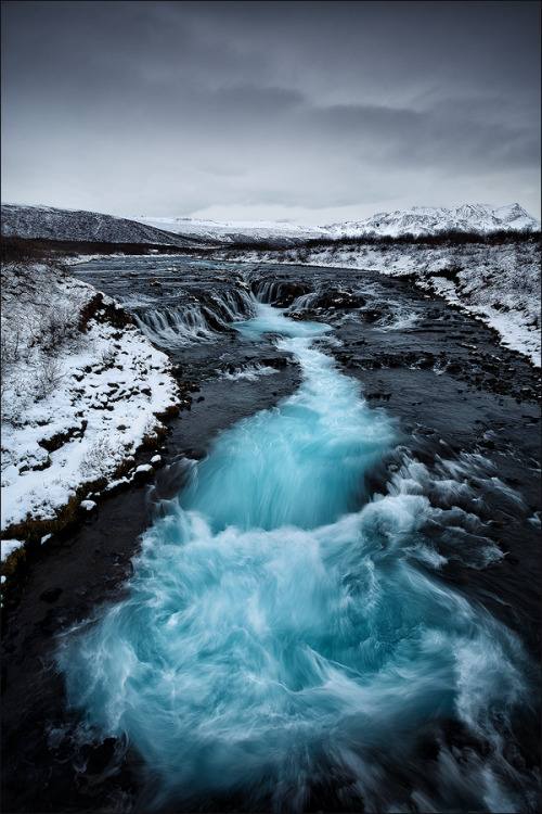 "evocativesynthesis:  ""[ … black, white & blue ]"" by D-P Photography"