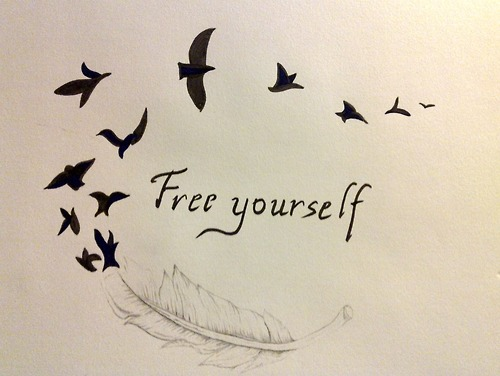 justbesplendid:  free yourself