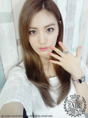 After School's Nana PlayGirlz Japan Blog Update