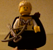 my dad made me a Lego of my D&D character for my birthday!!!  In other news my Dad is the best.