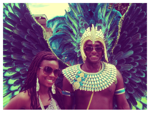 Carnival season is upon us…Port of Spain, Trinidad. [circa '11]