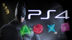 PS4 and Batman: Arkham Origins Teasers!  Click the image for the story: http://bit.ly/13Gt2Xu