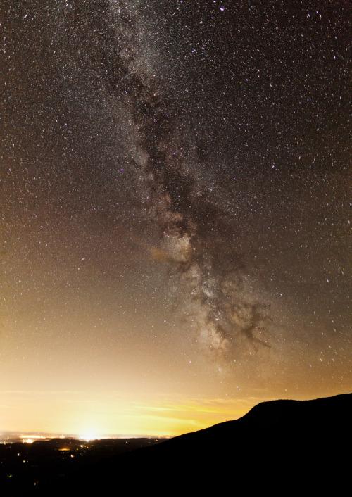 Palenville Overlook Milky Way By Jsdeitch