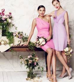 J.Crew Weddings & Parties March 2013