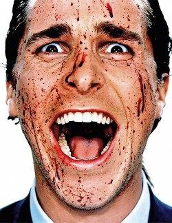 American Psycho Christian Bale psycho