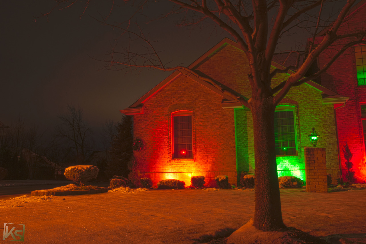 High Dynamic Range Home for the Holidays!