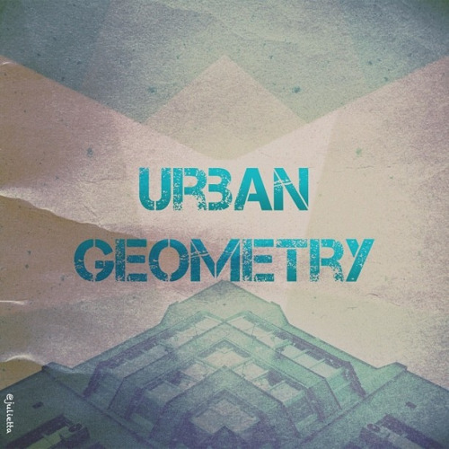betype:  urban geometry by juliettafromwonderland