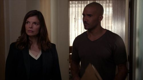 Alex Blake and Derek Morgan, Alchemy.  I want these two working together more…they make a good team.