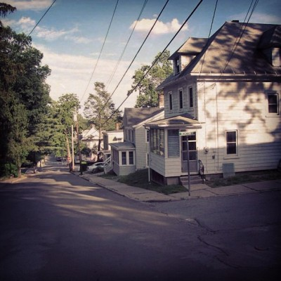 #street #house #road #usa #american #architecture #travel #summer #2011