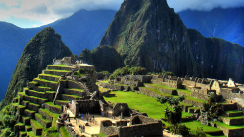 travelingthroughmybucketlist:  Visit Machu Picchu