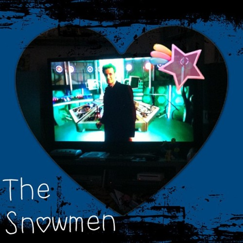 Celia's pick for family TV time tonight. :) #doctorwho #thesnowmen #springbreak