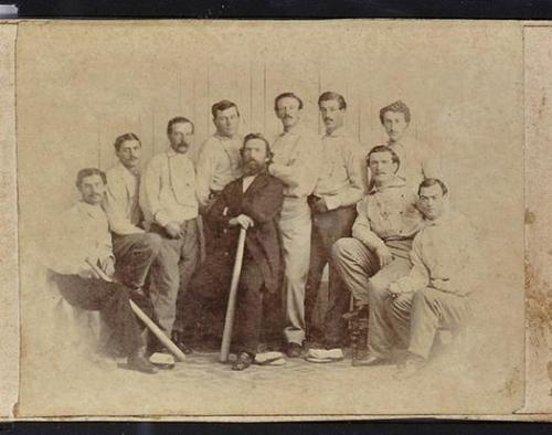 Brooklyn Atlantics baseball card from 1865 expected to sell for at least $100,000 at Maine auction NYPOST