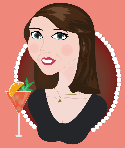 cartoon esque illustration a customer requested.