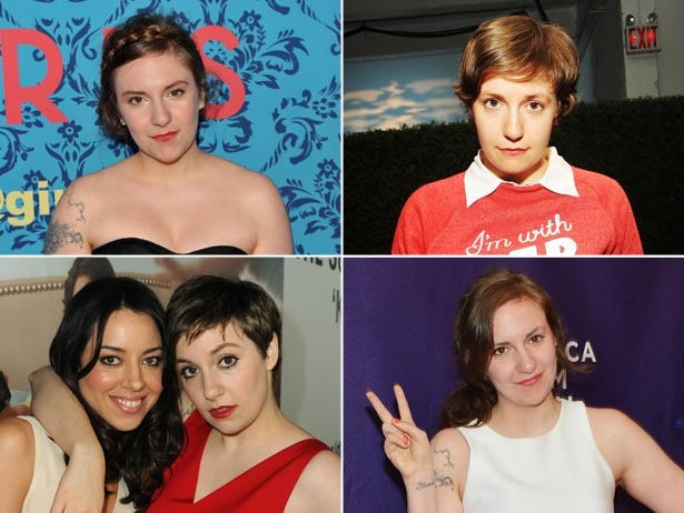 There's no denying that Lena Dunham is one of the 12 Celebs Who Dominated 2012.