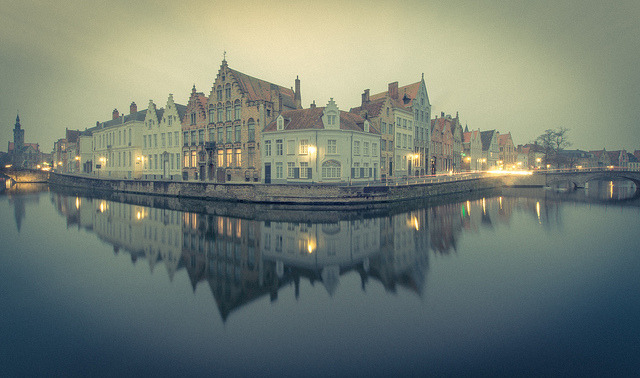 just-wanna-travel:  Bruges, Belgium