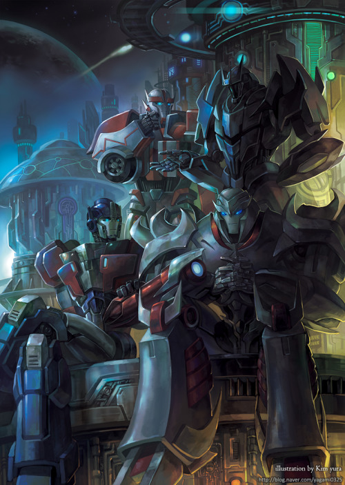 "thesteadymedic:  TFP Cybertron golden age by *GoddessMechanic He stares at this old photo and begins to frown. ""…."" Mun: So…Orion pax is sitting very sassily. I love it. Muse: MUN, PLEASE!"