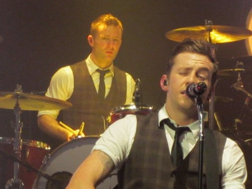 jamesdeanpiefield:  Danny: How you doin'? Harry: … Bristol Colston Hall May 13th