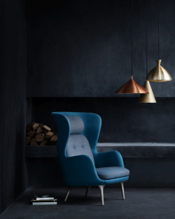 """Ro Chair"" by Jaime Hayon for Fritz Hansen"