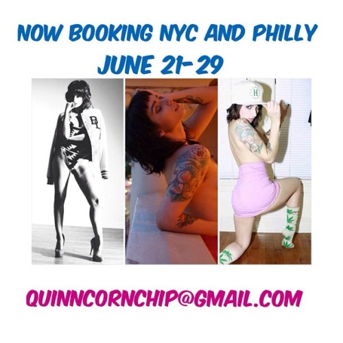 quinncornchip:  Get on it! 👽 Very reasonable rates, lots of experience, good vibes and great images.  For Real.