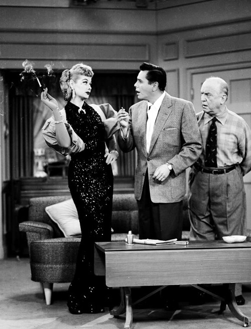 I Love Lucy - The Charm School (1954)