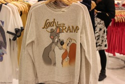 quality-canon:  Lady and the Tramp Shirt