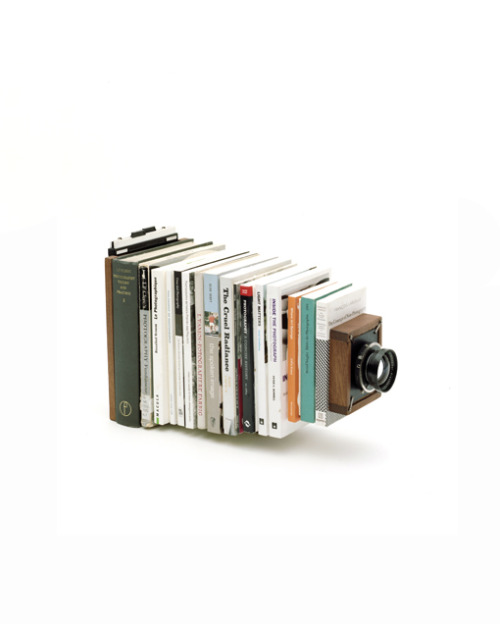 "17ruedesarts:  ""Camera Collection"" par Taiyo Onorato & Nico Krebs"