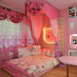 #Room the #Hello #Kitty :-)
