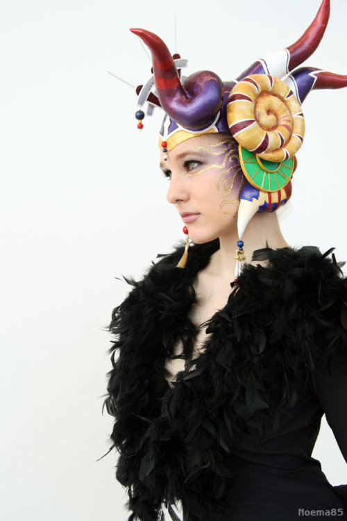 Cosplay do Dia. Edea, Final Fantasy VIII.