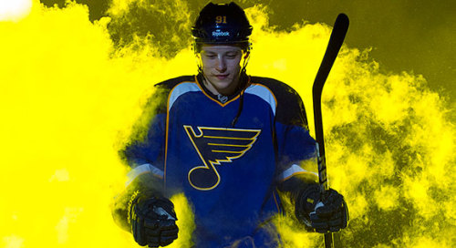 Very strong debut: 5 points in just 2 games for Vladimir Tarasenko. This is all the St. Louis Blues could hope for.