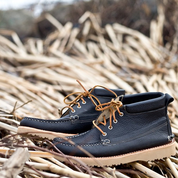 free-man:  The New England Outerwear Co. Mountaineer Boot