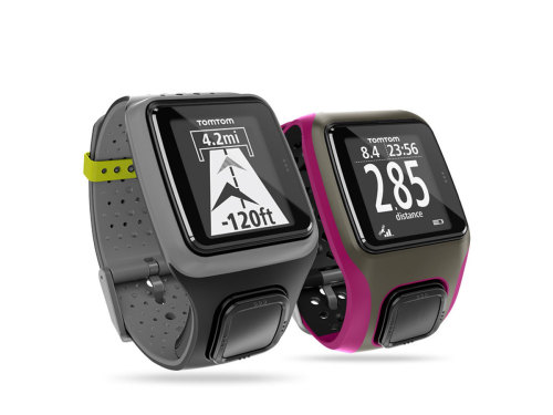 TomTom Runner and Multi-Sport GPS sports watches