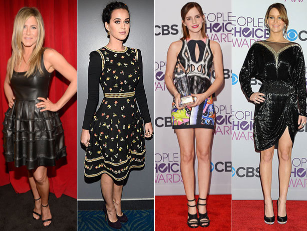 People's Choice Awards Best Dressed - The Girls