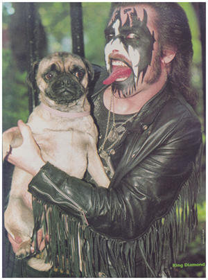 King Diamond.