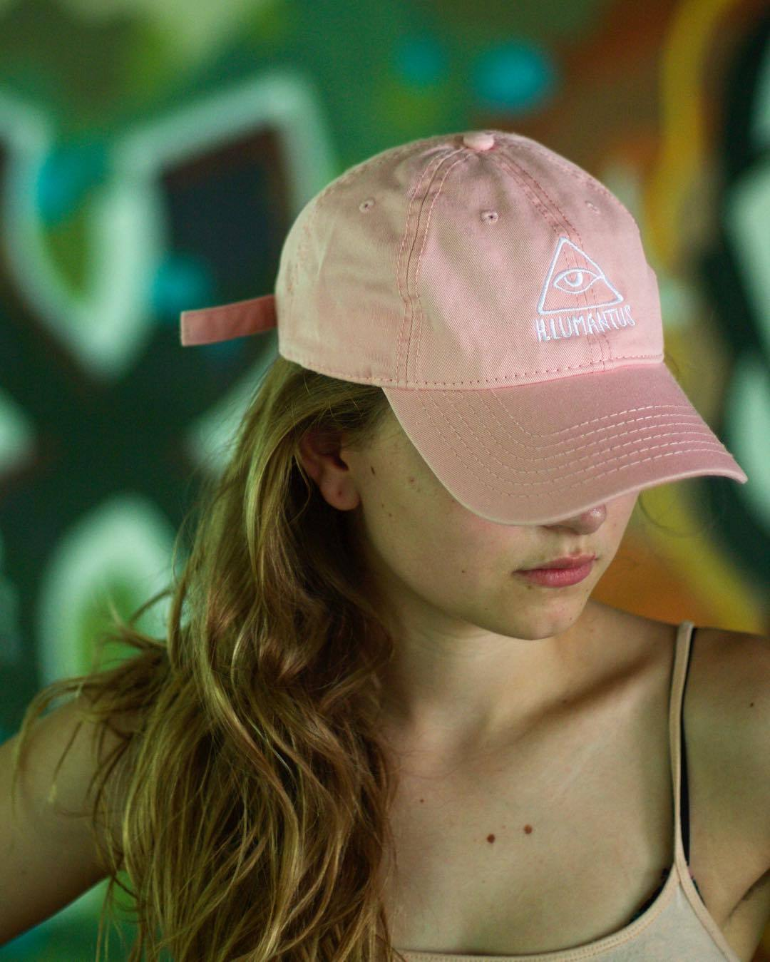 illuminatus hat available. link in bio. new new coming soon soon.