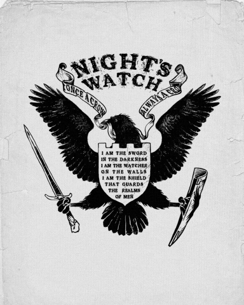 http://www.qwertee.com/product/nights-watch-969 voting on qwertee