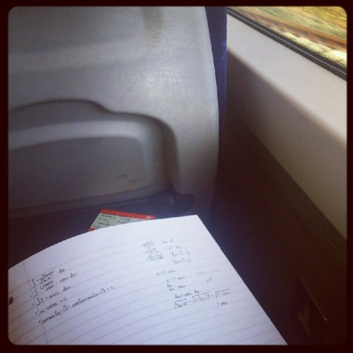 Train calculus #maths #train