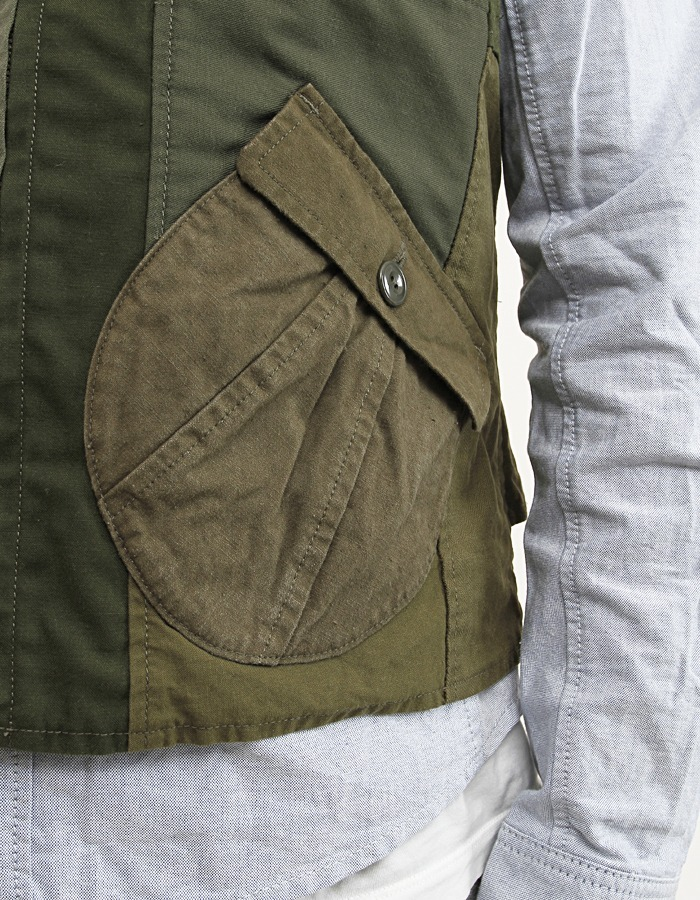dstore:  Reversible Vest from PEdaLED