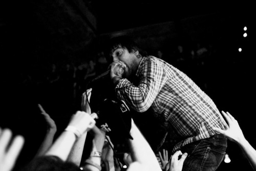neverendingsleeplessness:  Keith Buckley Every Time I Die