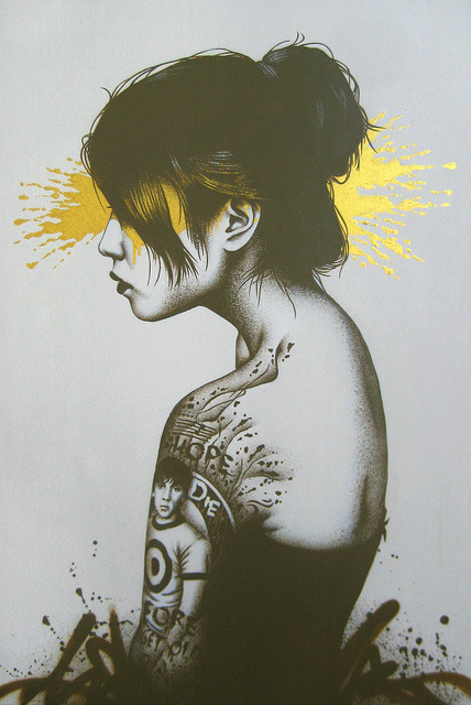Moonchild by Fin DAC on Flickr.
