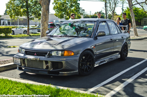 jdmlifestyle:  Evo 3!! :D Photo By: Kimihiro-Kun