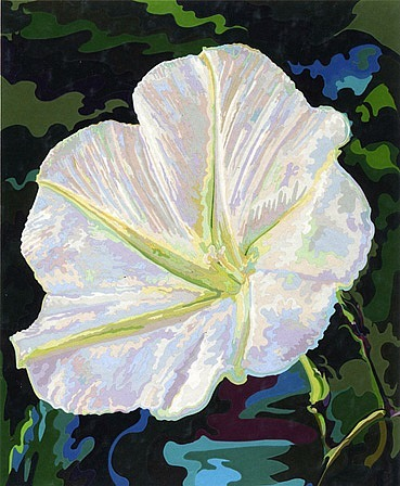 Deborah Claxton Moonflower 2008