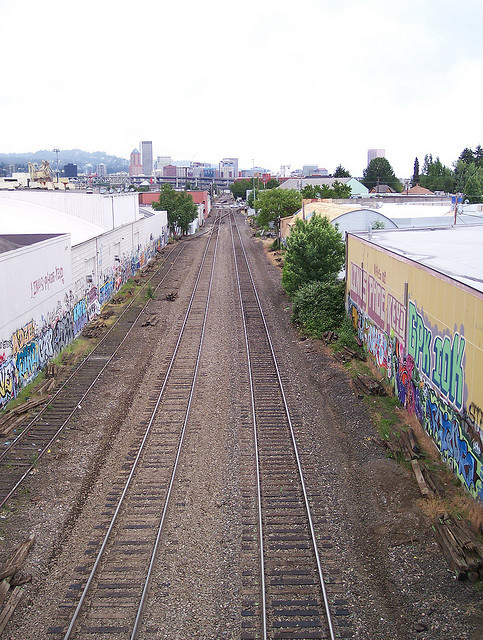 Portland, Oregon by rufus.ovcwa on Flickr.