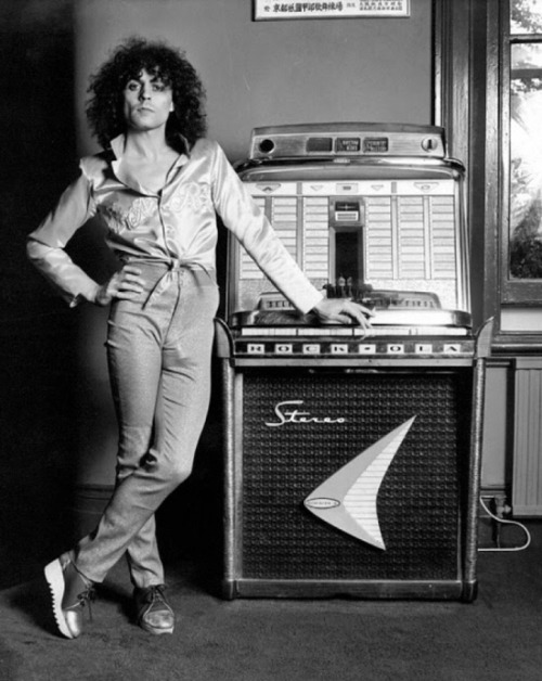 superseventies:  Marc Bolan