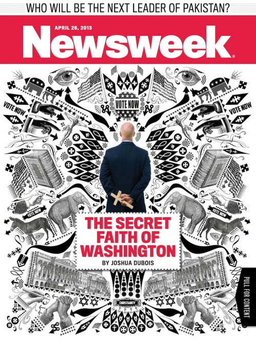 Newsweek - April 26, 2013