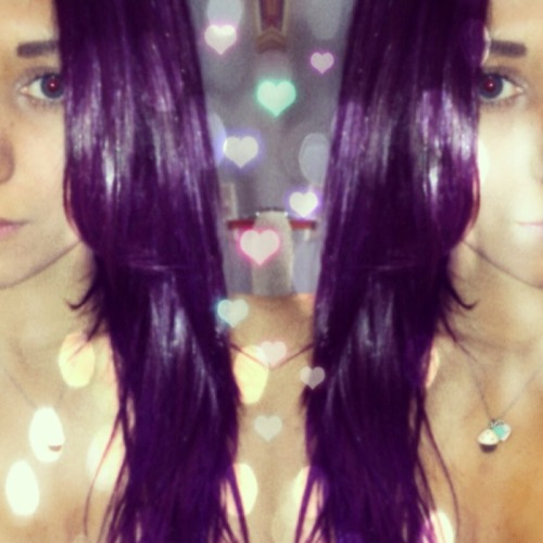 """my fairy mermaid hair<33 :D"" Thanks for the submission!"